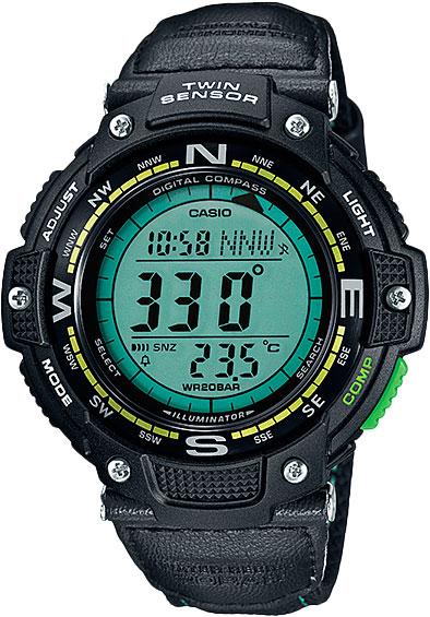 Наручные мужские часы Casio SGW-100B-3A2