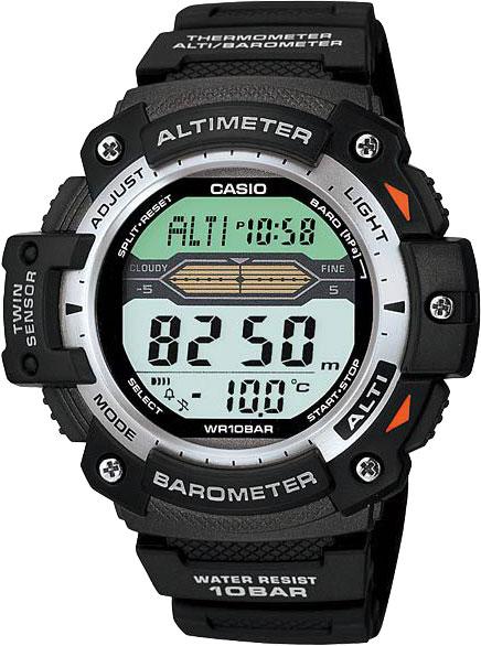 Наручные мужские часы Casio SGW-300H-1A