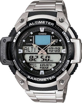 Наручные мужские часы Casio SGW-400HD-1B