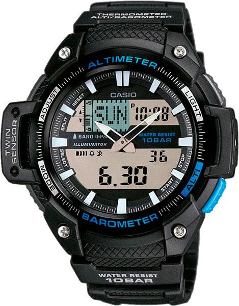 Наручные мужские часы Casio SGW-450H-1A