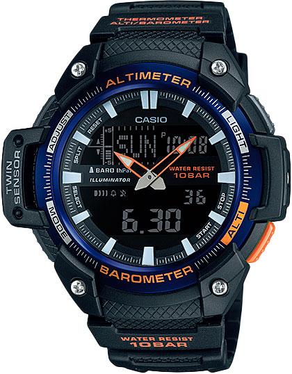 Наручные мужские часы Casio SGW-450H-2B