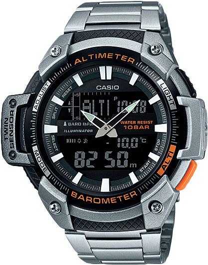 Наручные мужские часы Casio SGW-450HD-1B
