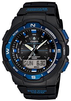Наручные мужские часы Casio SGW-500H-2B