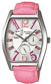 Наручные женские часы Casio SHE-3026L-7A2