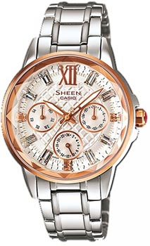 Наручные женские часы Casio SHE-3029SG-7A