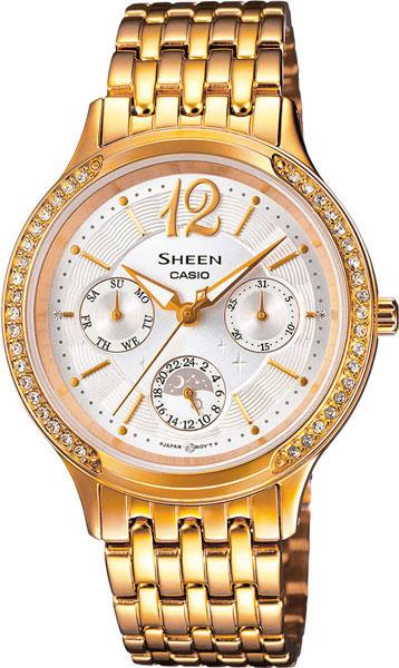 Наручные женские часы Casio SHE-3030GD-7A