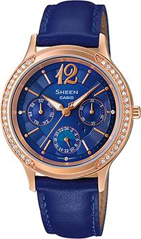 Наручные женские часы Casio SHE-3030GL-2A