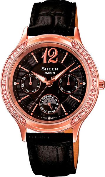 Наручные женские часы Casio SHE-3030GL-5A