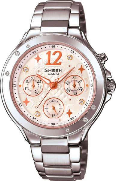 Наручные женские часы Casio SHE-3032D-7A
