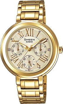 Наручные женские часы Casio SHE-3034GD-9A