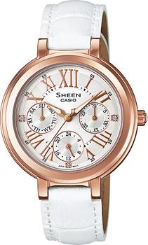 Наручные женские часы Casio SHE-3034GL-7A