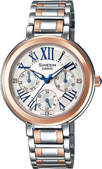 Наручные женские часы Casio SHE-3034SG-7A