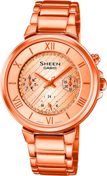 Наручные женские часы Casio SHE-3040PG-9A