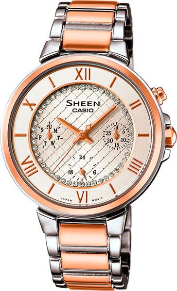 Наручные женские часы Casio SHE-3040SPG-7A