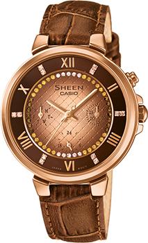Наручные женские часы Casio SHE-3041PGL-5A