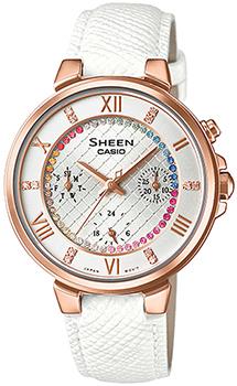 Наручные женские часы Casio SHE-3041PGL-7A