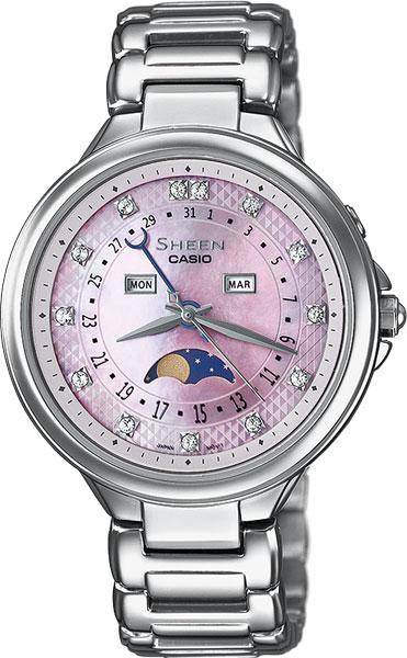 Наручные женские часы Casio SHE-3044D-4A