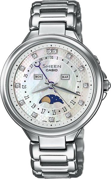 Наручные женские часы Casio SHE-3044D-7A