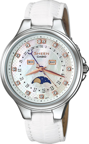 Наручные женские часы Casio SHE-3045L-7A