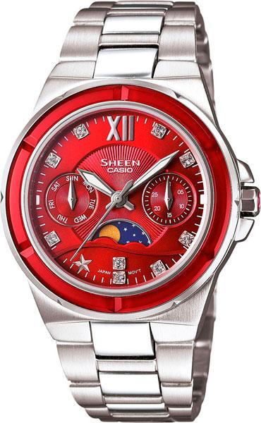 Наручные женские часы Casio SHE-3500D-4A