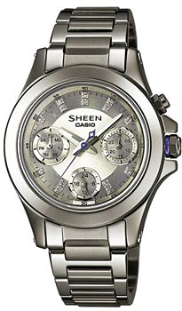Наручные женские часы Casio SHE-3503D-8A