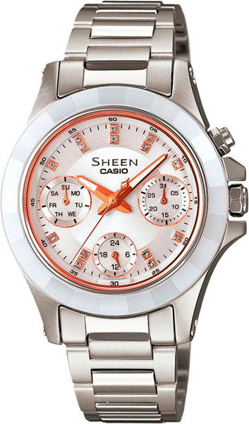 Наручные женские часы Casio SHE-3503SG-7A