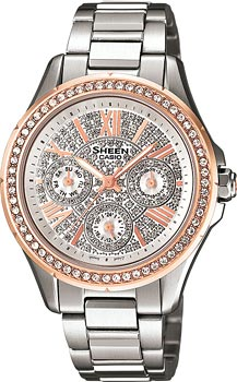 Наручные женские часы Casio SHE-3504SG-7A