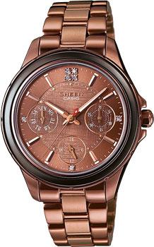 Наручные женские часы Casio SHE-3508BR-5A