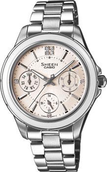 Наручные женские часы Casio SHE-3508D-7A