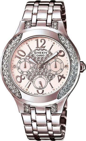 Наручные женские часы Casio SHE-3803D-7A