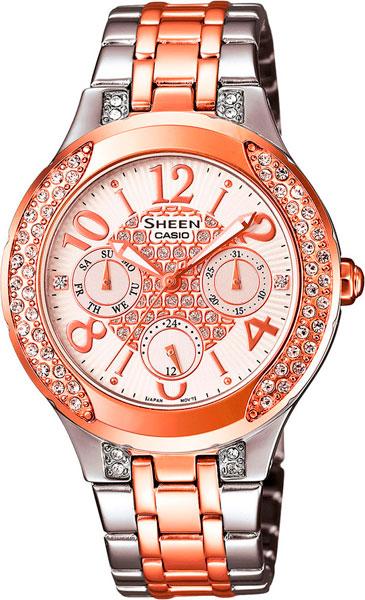 Наручные женские часы Casio SHE-3803SG-7A