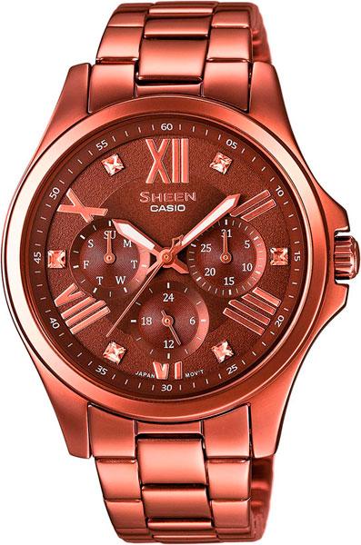 Наручные женские часы Casio SHE-3806BR-5A