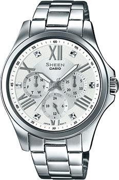Наручные женские часы Casio SHE-3806D-7A