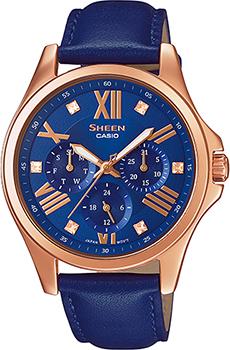 Наручные женские часы Casio SHE-3806GL-2A