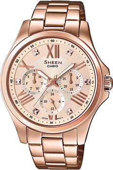 Наручные женские часы Casio SHE-3806PG-9A