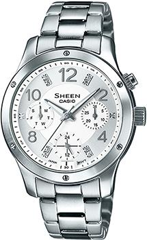 Наручные женские часы Casio SHE-3807D-7A