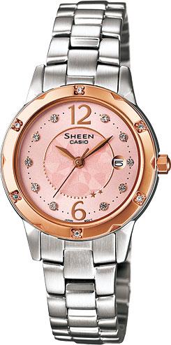 Наручные женские часы Casio SHE-4021SG-4A