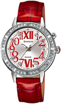 Наручные женские часы Casio SHE-4031L-7A1