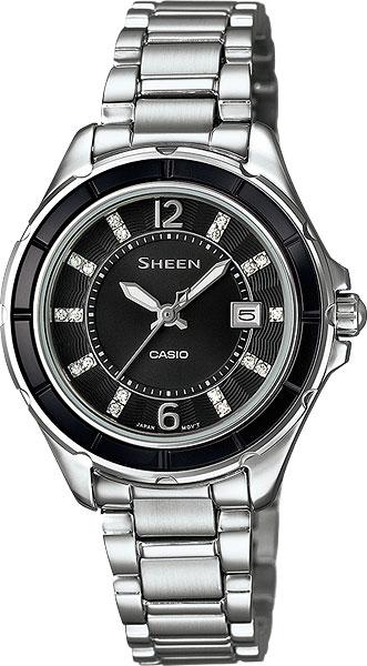Наручные женские часы Casio SHE-4045D-1A