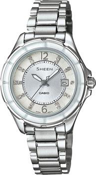 Наручные женские часы Casio SHE-4045D-7A