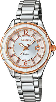 Наручные женские часы Casio SHE-4045SG-7A