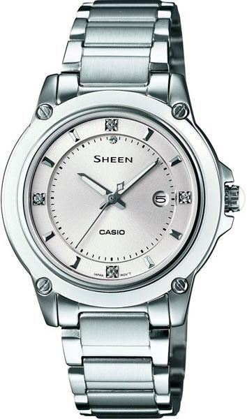 Наручные женские часы Casio SHE-4507D-7A