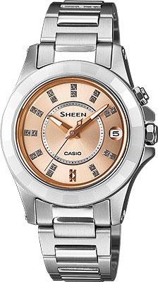 Наручные женские часы Casio SHE-4509SG-4A