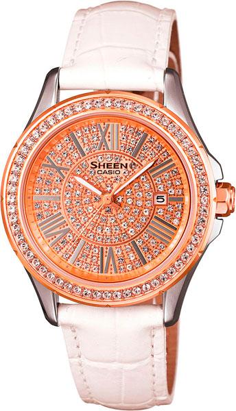 Наручные женские часы Casio SHE-4510GL-9A