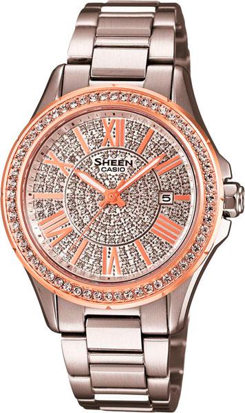 Наручные женские часы Casio SHE-4510SG-7A