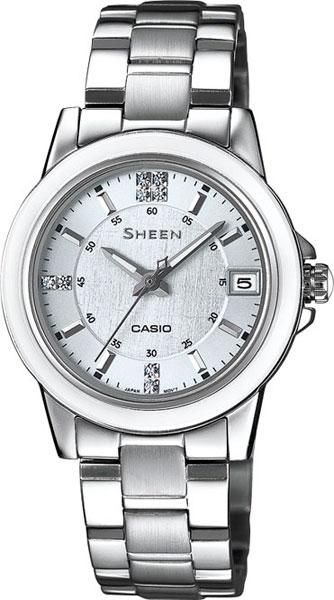 Наручные женские часы Casio SHE-4512D-2A