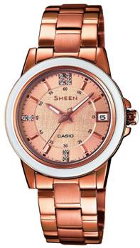 Наручные женские часы Casio SHE-4512PG-9A