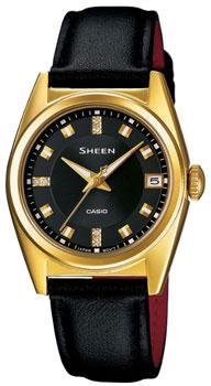 Наручные женские часы Casio SHE-4518GDL-1A