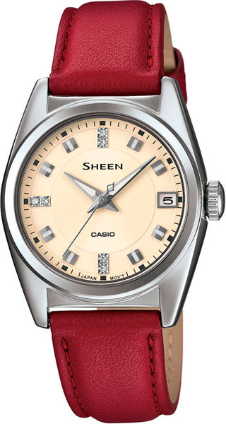 Наручные женские часы Casio SHE-4518L-9A