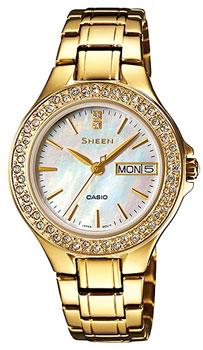 Наручные женские часы Casio SHE-4800G-7A